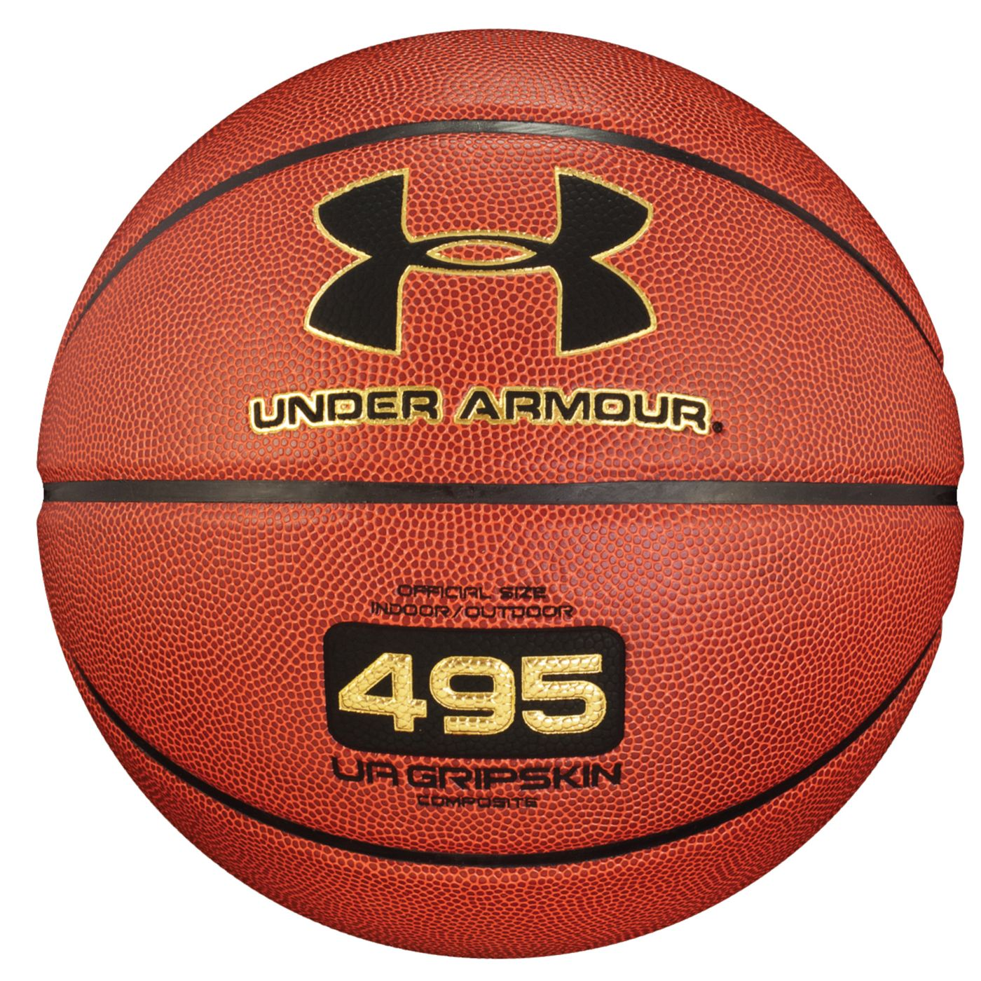 """Under Armour 495 Official Basketball (29.5"""")"""