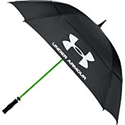 "Under Armour 68"" Double Canopy Golf Umbrella"