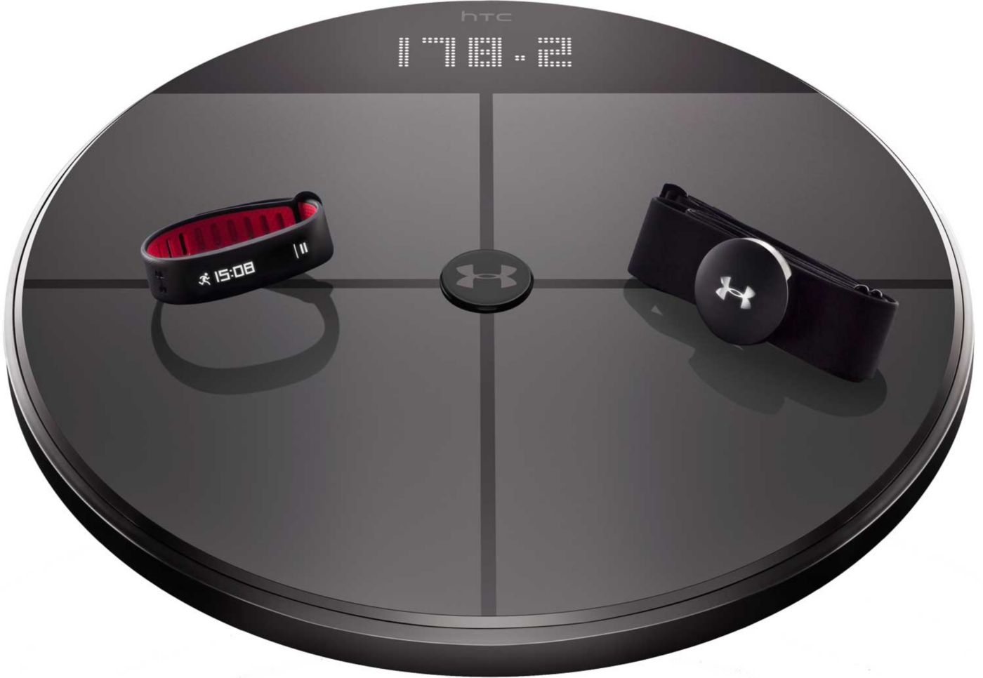 Under Armour Healthbox Fitness Band, HRM and Scale Bundle
