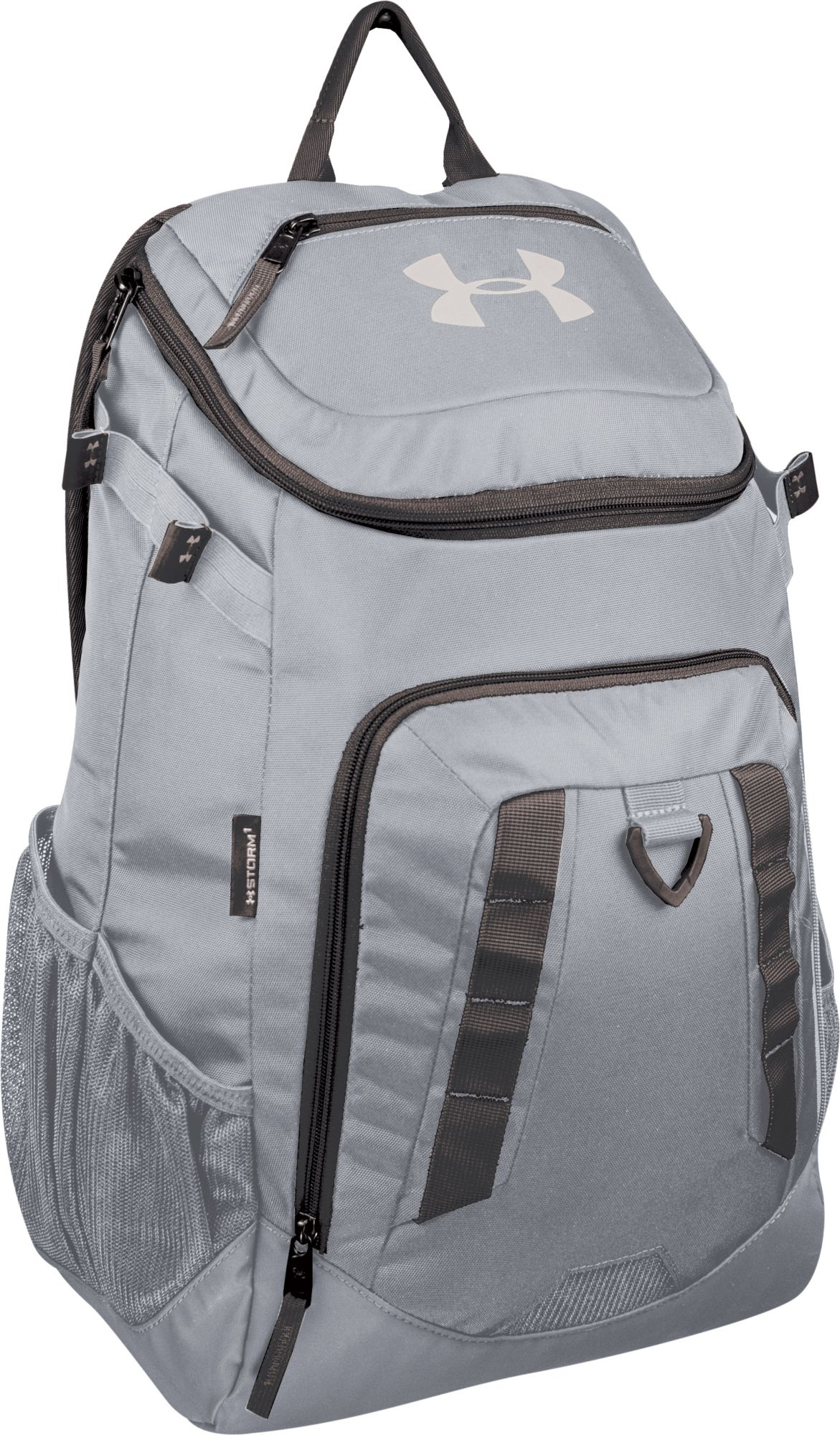 55594b0683e5 Under Armour Gray And White Backpack- Fenix Toulouse Handball