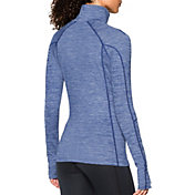 Under Armour Women's ColdGear Cozy Half Zip Long Sleeve Shirt