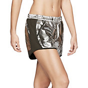 Under Armour Women's Fly-By Printed Shorts