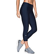 Under Armour Women's HeatGear Armour Crop Capris