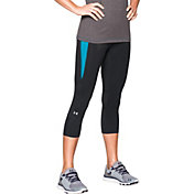 Under Armour Women's HeatGear Armour Capris Pants