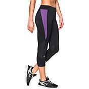 Under Armour Women's HeatGear Armour Capris Pants