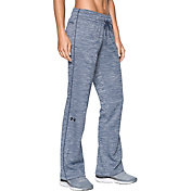 Under Armour Women's Lightweight Twist Print Armour Fleece Pants