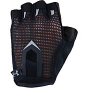 Under Armour Women's Resistor Half-Finger Training Gloves