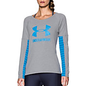 dc033a1e7 Product Image · Under Armour Women's Rest Day Sportstyle Long Sleeve Shirt