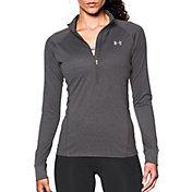Under Armour Women's Tech Half Zip Long Sleeve Shirt