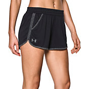Under Armour Women's 3'' Tech Twist Print Shorts