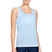 e67f48e8fb36d Product Image · Under Armour Women s Twist Tech Tank Top · Halogen Blue  ...