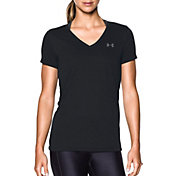 Under Armour Women's Threadborne Train V-Neck T-Shirt