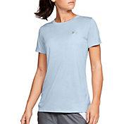 Under Armour Women's Tech Twist Print Crewneck T-Shirt