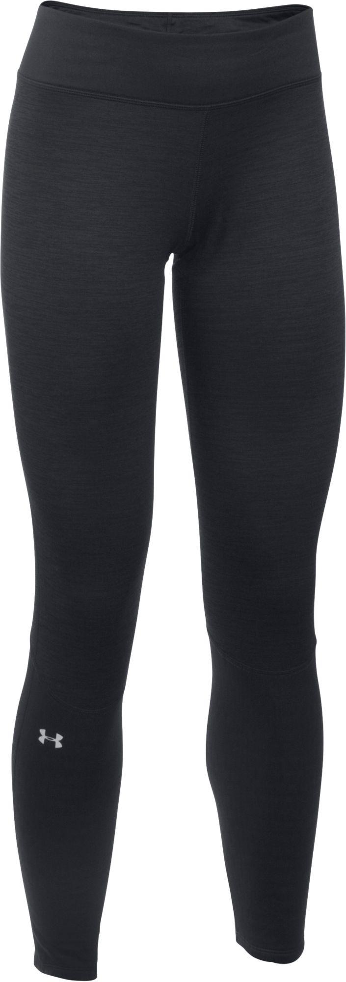 Under Armour Women's Base 4.0 Leggings, Size: Medium, Black thumbnail