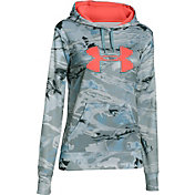 Under Armour Women's Big Logo Camo Hoodie