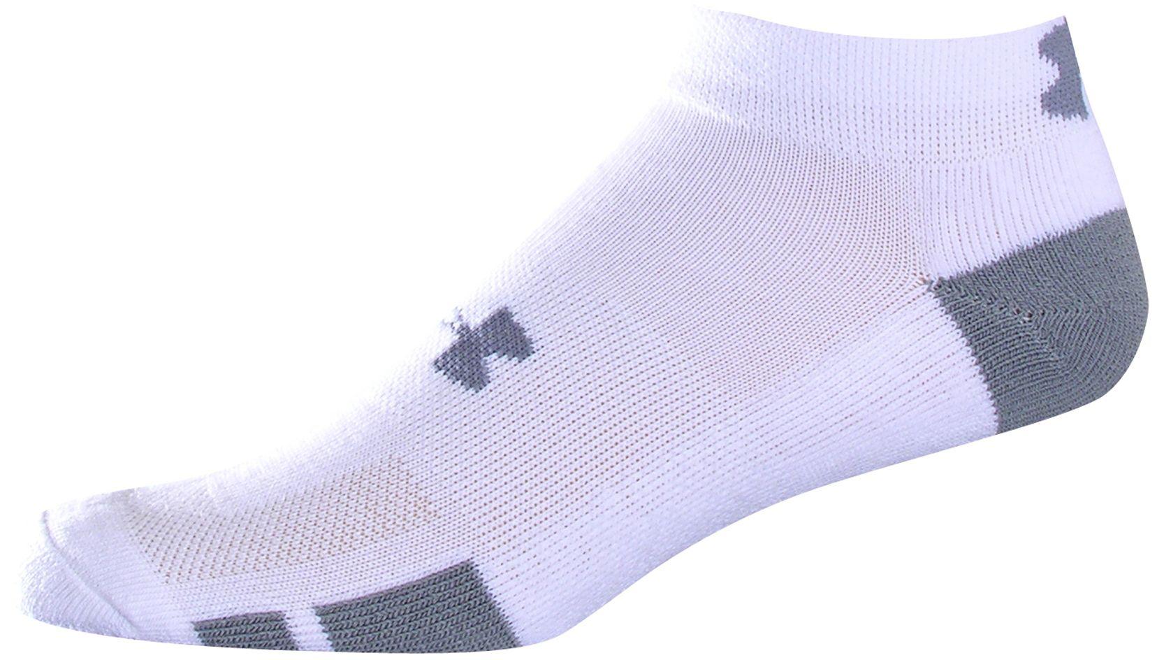 Under Armour Kids' Resistor Low Cut Athletic Socks 6 Pack