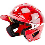 Under Armour Junior Heater Digi Camo Batting Helmet