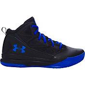 Under Armour Kids' Grade School Jet Basketball Shoes