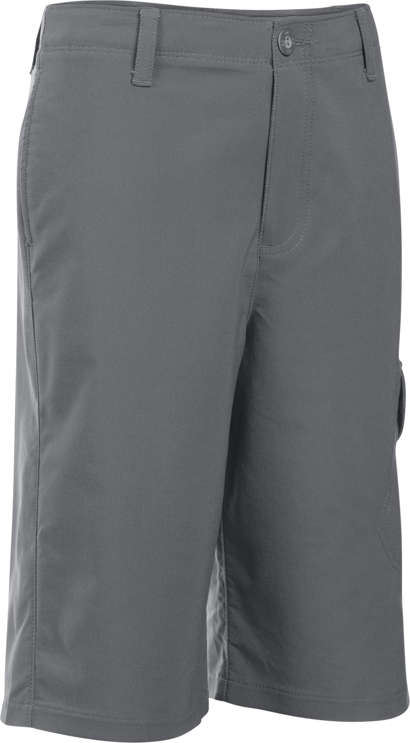Under Armour Boys' Match Play Cargo Shorts