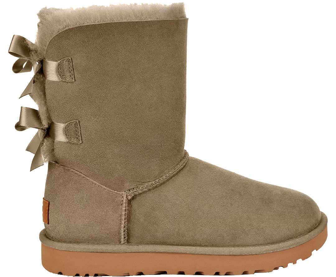 846025028cf UGG Women's Bailey Bow II Winter Boots