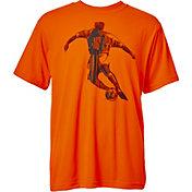 Umbro Boys' Silhouette Graphic Soccer T-Shirt