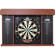 Unicorn Stadium Bristle Dartboard Cabinet Set