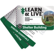 UST Shelter Building Learn and Live Cards