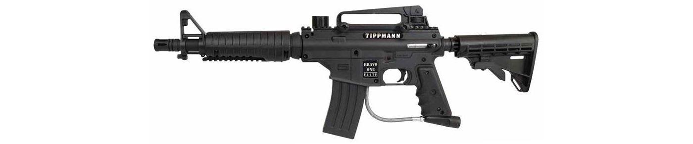 Tippmann Bravo One Elite Paintball Gun