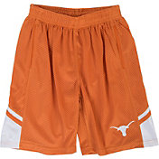 University of Texas Authentic Apparel Youth Texas Longhorns Burnt Orange Bolton Shorts
