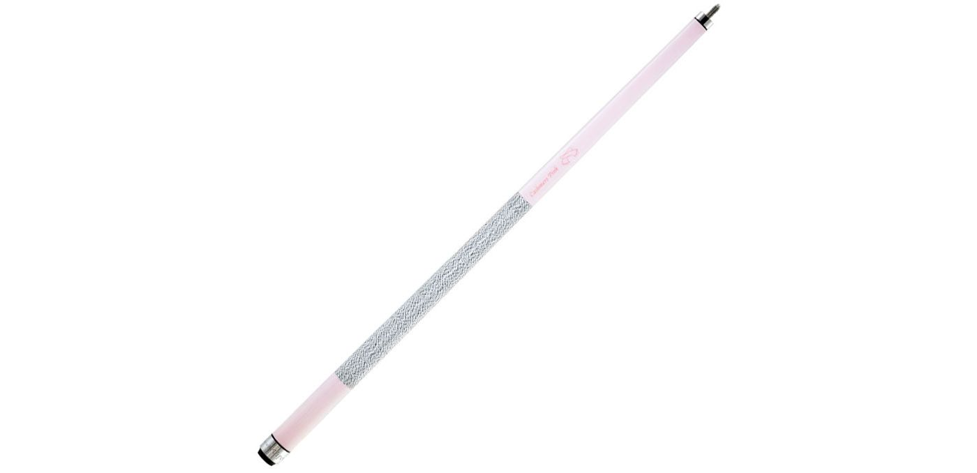Viper Colours Cashmere Pink Pool Cue