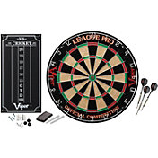 Viper League Pro Bristle Dartboard Starter Kit