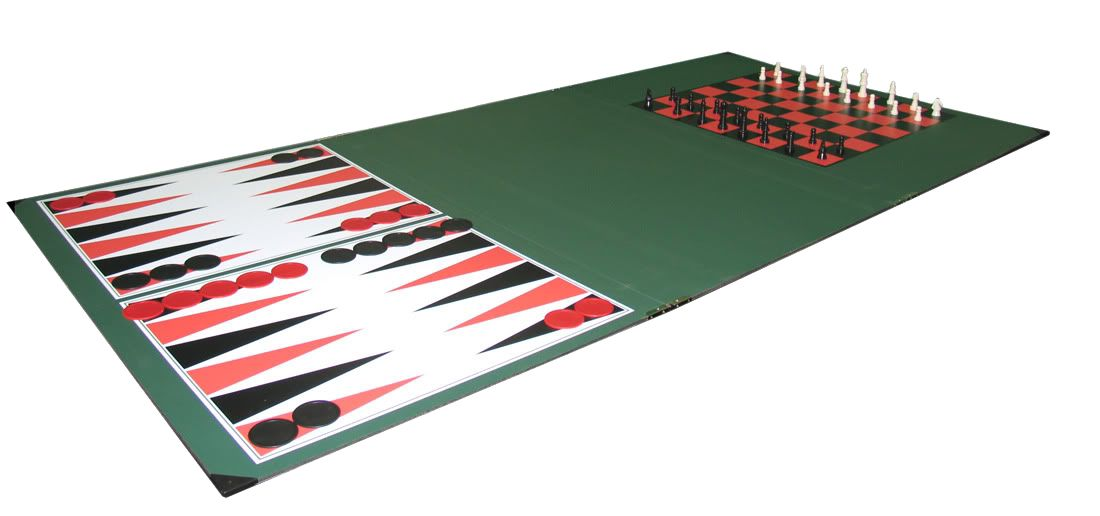 Viper Portable Table Tennis Table