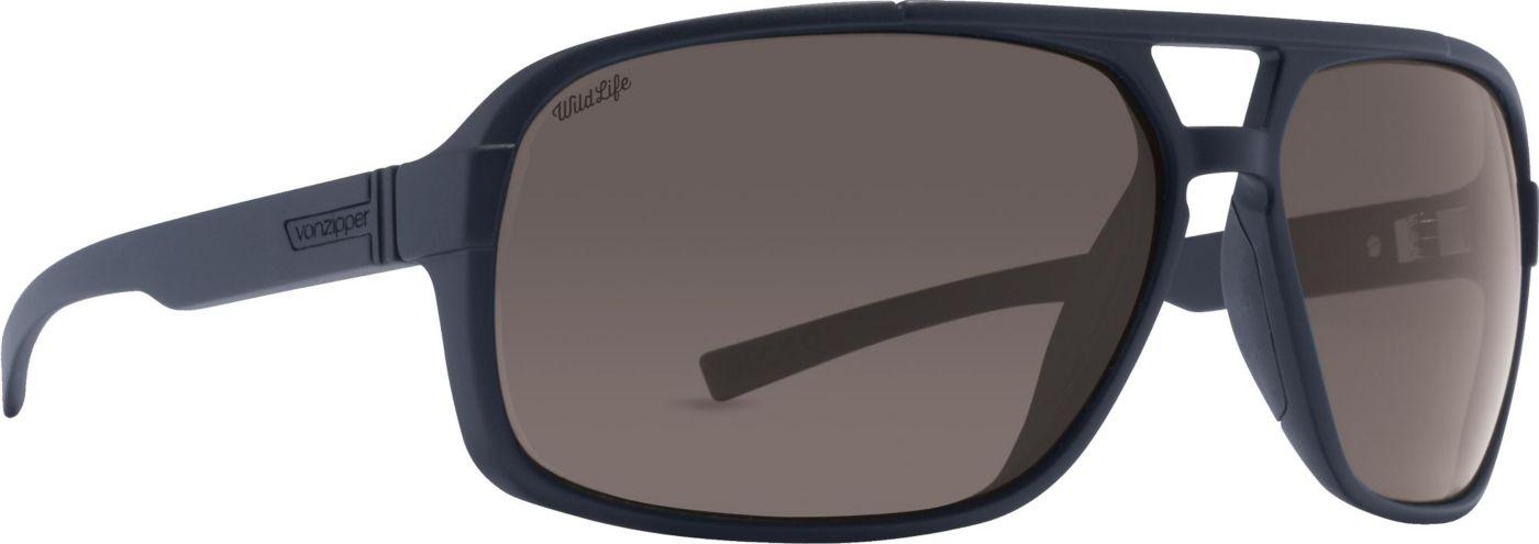 VonZipper Decco Polarized Sunglasses