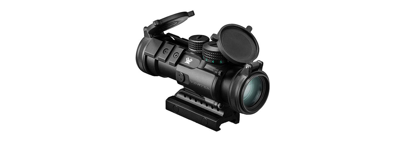 Vortex Spitfire 3x Prism Rifle Scope