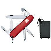 Victorinox Knives Tinker Swiss Army Knife and Sharpener Set