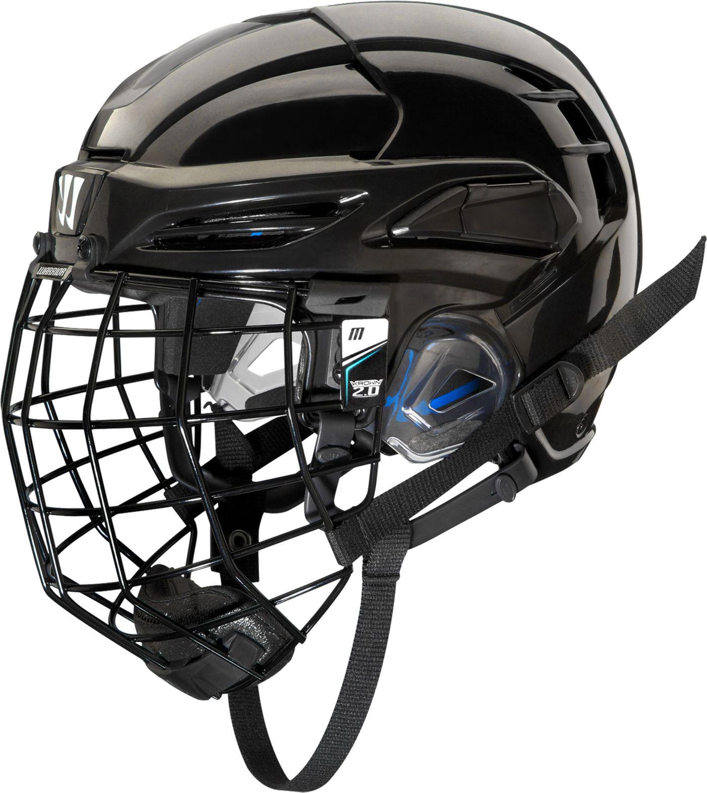 Warrior Covert PX2 Ice Hockey Helmet Combo