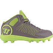 Warrior Kids' Vex 3.0 Lacrosse Cleats