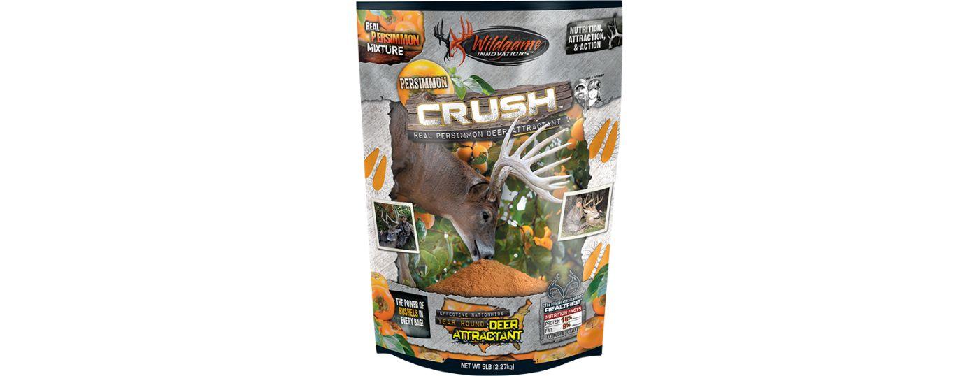 Wildgame Innovations Persimmon Crush Deer Attractant