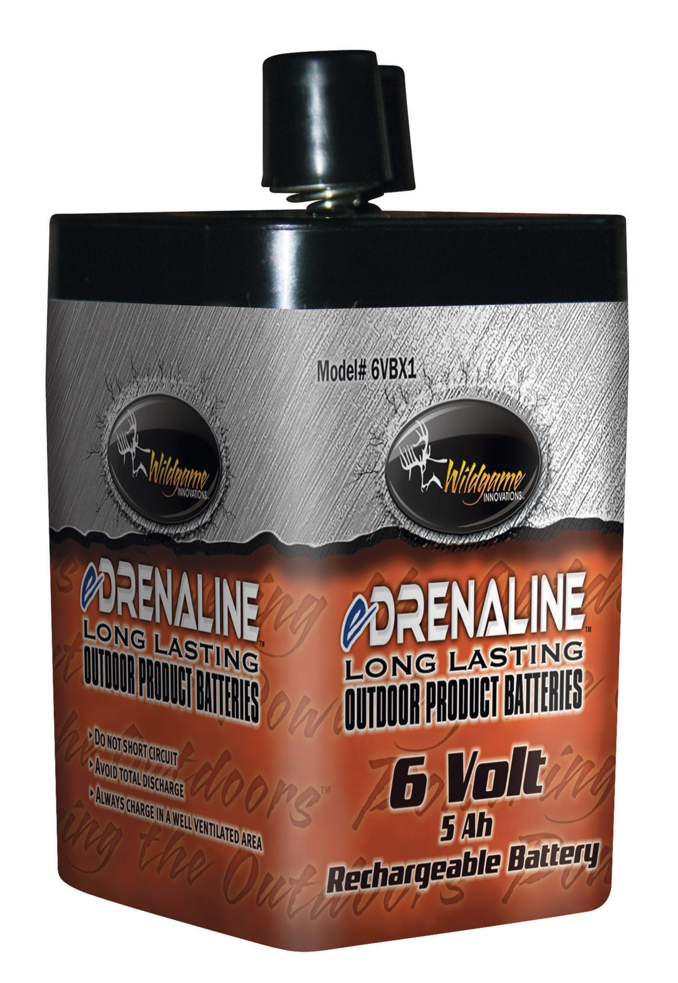 Wildgame Innovations Edrenaline Long Lasting Sealed Lead Acid 6v Sealedleadacid Battery Charger Circuits Noimagefound