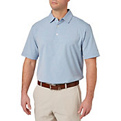 Walter Hagen Men's Lightweight Stretch Woven Golf Polo