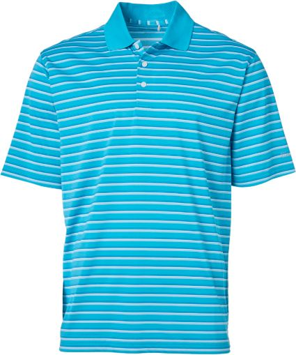 Walter Hagen Essentials Fine Line Stripe Polo
