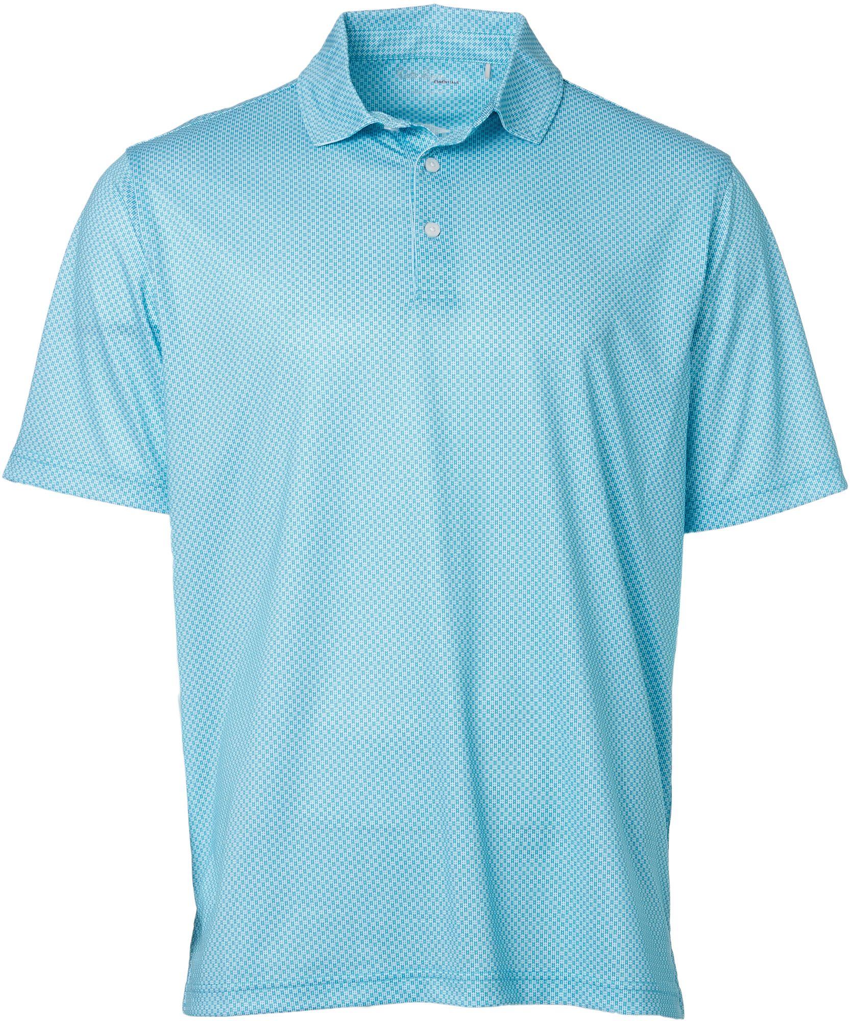Golf Polo Shirts Printed Rldm