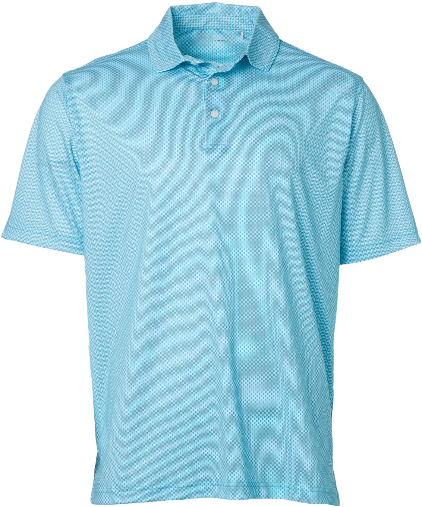 Walter Hagen Essentials Ladder Print Polo