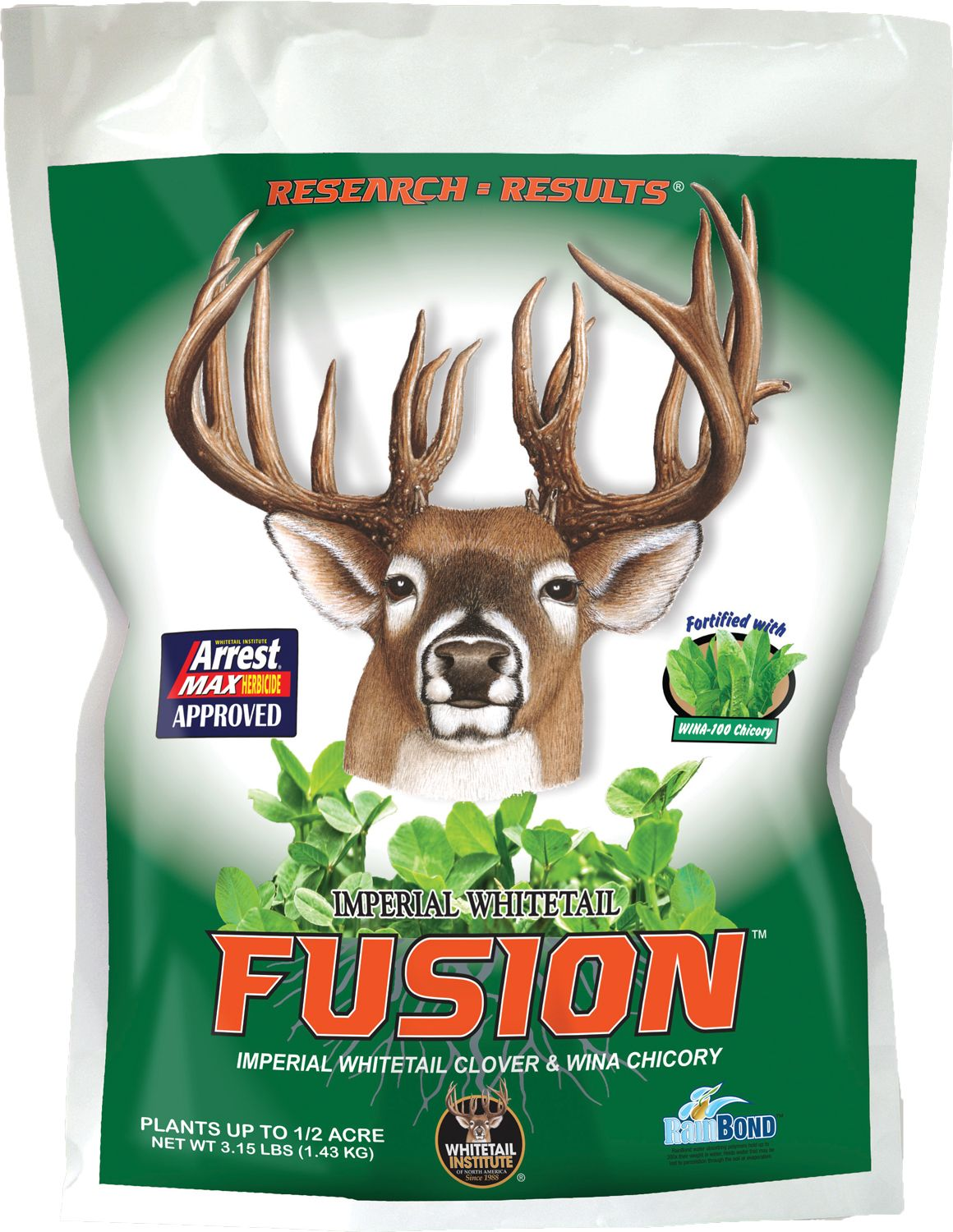 Whitetail Institute Imperial Whitetail Fusion Food Plot, Adult Unisex, Size: One size