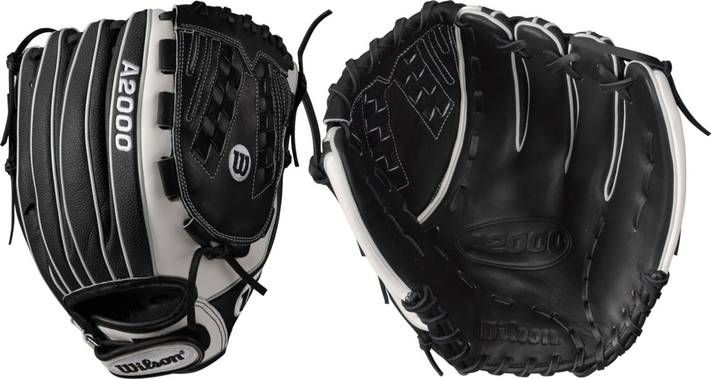 "Wilson 12.5"" A2000 SuperSkin Series Fastpitch Glove"