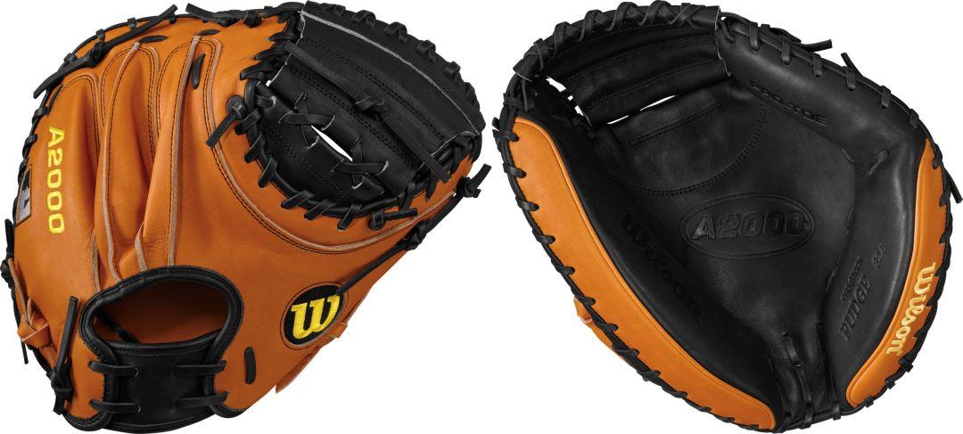 Wilson 325 Pudge A2000 Series Catchers Mitt