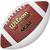 Wilson NCAA Autograph Official Football
