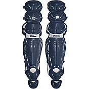 Wilson Adult Pro Stock Catcher's Leg Guards