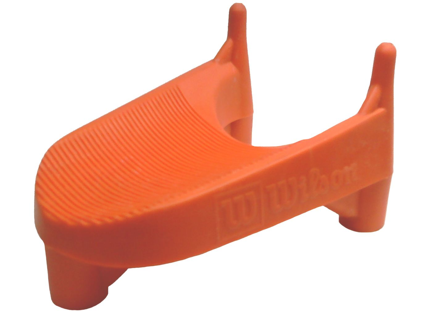 "Wilson 1"" Orange Rubber Football Kicking Tee"