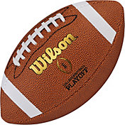 Wilson College Football Playoff Replica Pee Wee Football
